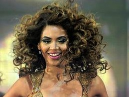 beyonce-curly